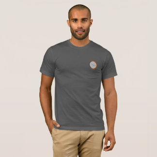 HorseShoe Pitching  Basic American Apparel T T-Shirt