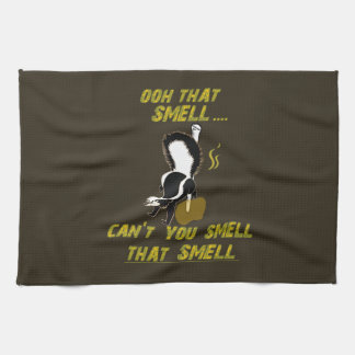 HorseShoe Pitching Skunked Towel