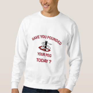 HorseShoe Pitching Sweat Shirt