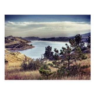 Horseshoe Reservoir Colorado Postcard