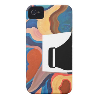 Horseshoe Thumbs Up iPhone 4 Case-Mate Cases