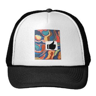 Horseshoe Thumbs Up Trucker Hat