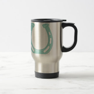 Horseshoe Travel Mug