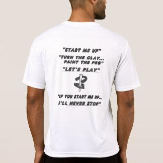 HorseShoes Sport-Tek Competitor T-Shirt
