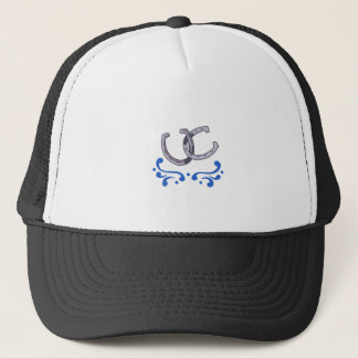 HORSESHOES TRUCKER HAT