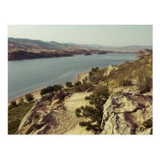 Horsetooth Reservoir Colorado Postcard