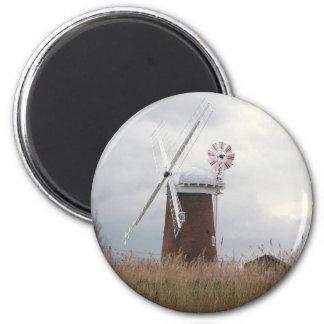 Horsey Windpump Norfolk Magnet