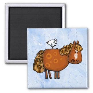 horsing around magnet