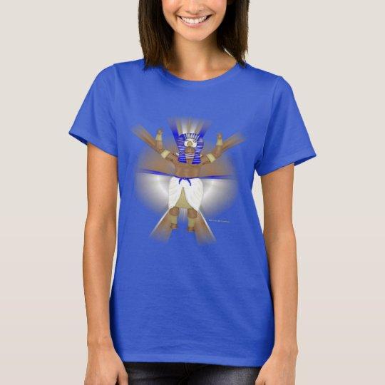 Horus Halo Ladies T-Shirt