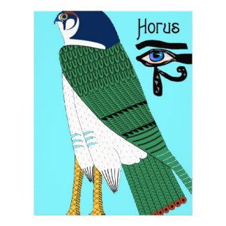 Horus Letterhead