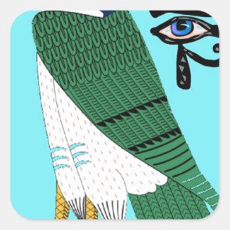 Horus Square Sticker