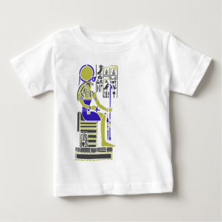 Horus the Hawk Egyption Heiroglyph Baby T-Shirt
