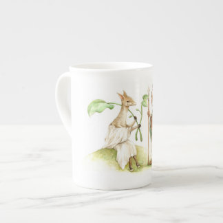 Hos & Ertae Franks Casket Bone China Mug