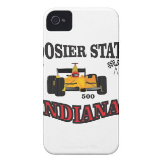 hosier state art iPhone 4 Case-Mate case