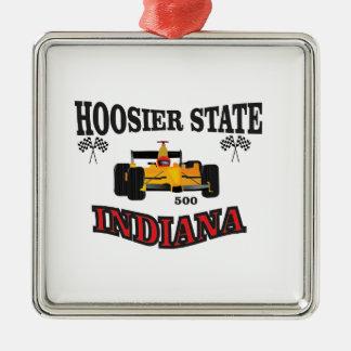 hosier state art metal ornament