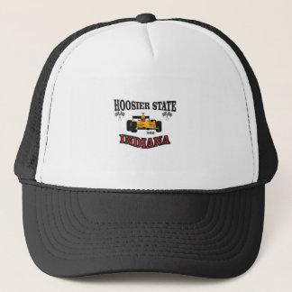 hosier state art trucker hat