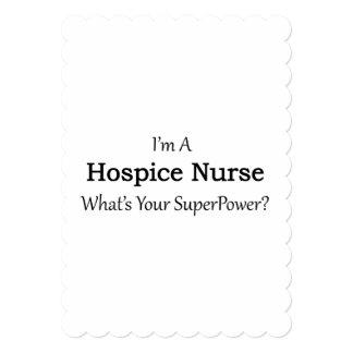Hospice Nurse Card