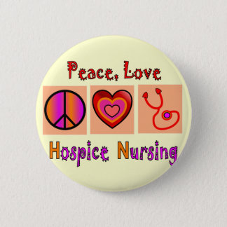 Hospice Nurse Gifts 2 Inch Round Button