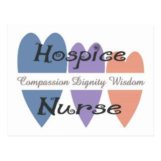 Hospice Nurse Gifts Postcard