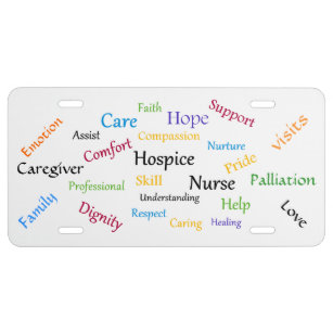 Hospice Nurse Gifts on Zazzle CA