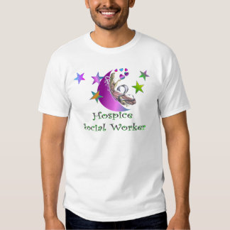 Hospice Social Worker T Shirt