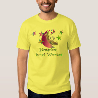 Hospice Social Worker Tee Shirt
