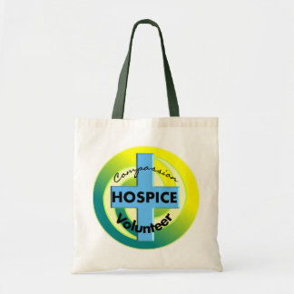 Hospice Volunteer Tote Bag