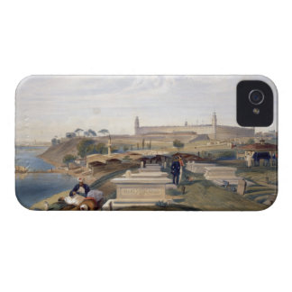 Hospital and Cemetery, Scutari, plate from 'The Se iPhone 4 Case
