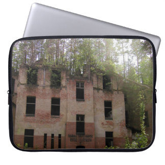 Hospital Beelitz 01.0, Lost Places Laptop Sleeve