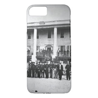 Hospital No. 15_War Image iPhone 7 Case