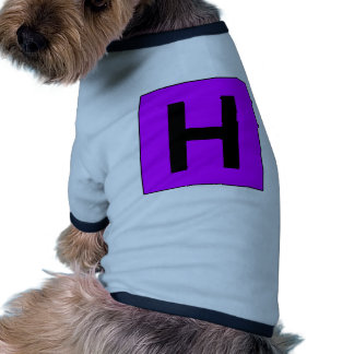 Hospital Sign Road Symbol Medical Doctor Pet Shirt