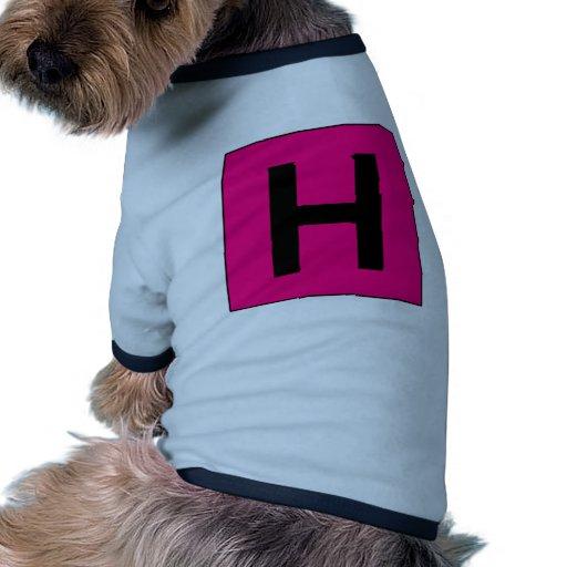 Hospital Sign Road Symbol Medical Doctor Dog Tee