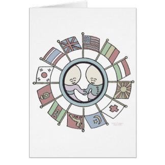 Hospitality - The Goops - Gelett Burgess Card