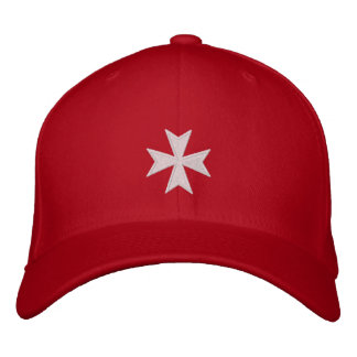 Hospitallers Embroidered Hat