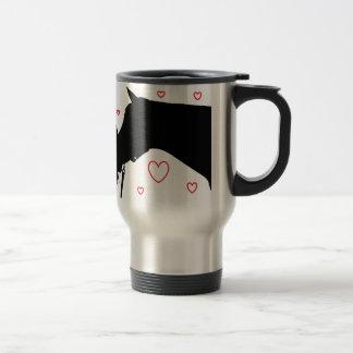 Hoss Boss Babe travel mug