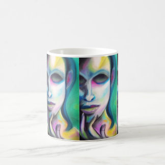 host original design mug horror creepy weird alien