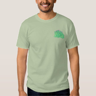 Hosta Embroidered T-Shirt