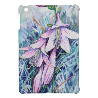 Hosta in bloom iPad mini cover