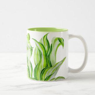 'Hosta with the Mosta' on a Mug