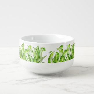 'Hosta with the Mosta' on a Soup Mug