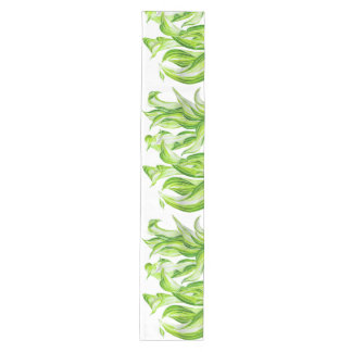 'Hosta with the Mosta' on a Table Runner