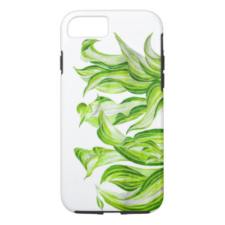 'Hosta with the Mosta' on an iPhone Case