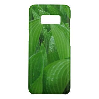 Hostas with Raindrops Case-Mate Samsung Galaxy S8 Case