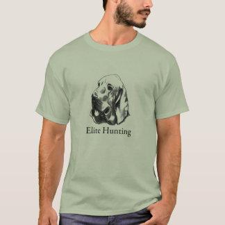 Hostel's Elite Hunting logo T-Shirt