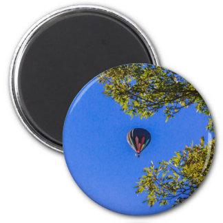 Hot Air Balloon 2 Magnet
