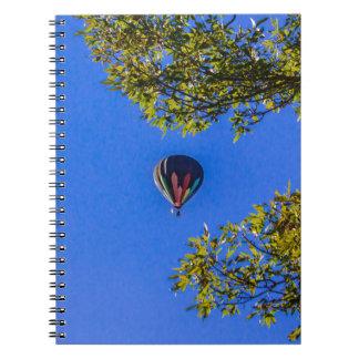 Hot Air Balloon 2 Notebooks