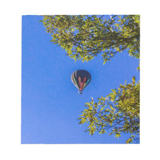 Hot Air Balloon 2 Notepad