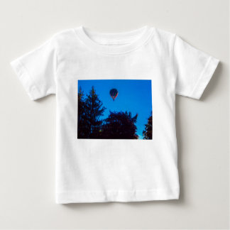 Hot Air Balloon 3 Baby T-Shirt