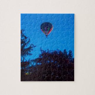 Hot Air Balloon 3 Jigsaw Puzzle