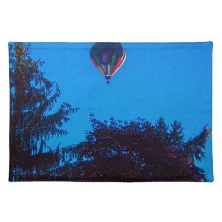 Hot Air Balloon 3 Placemat